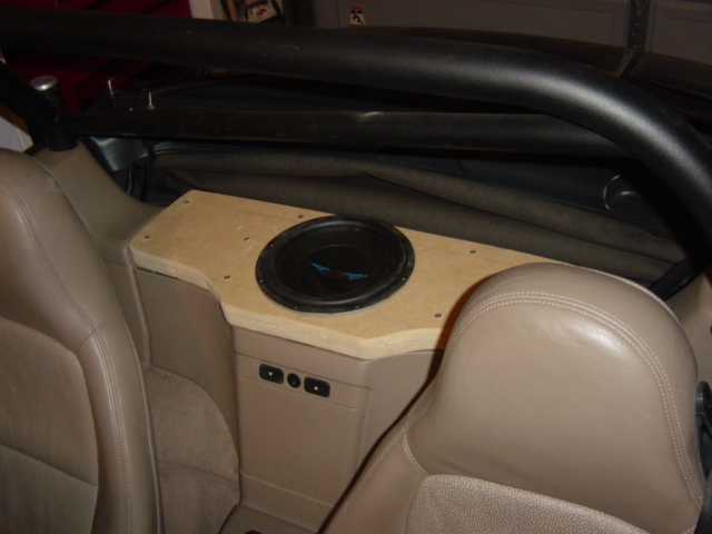 Let Me See Your Z Zm Roadster S Sound System